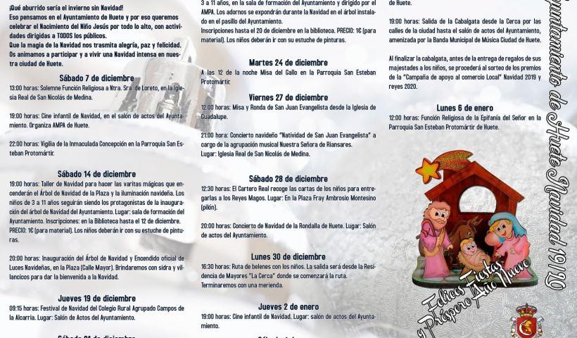FESTEJOS – Ayuntamiento de Huete