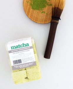 matcha marshmallows