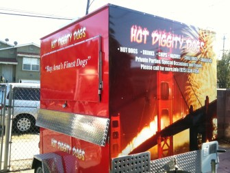 trailor hot dog wraps
