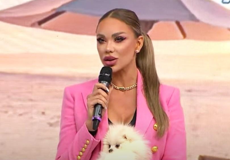 Bianca Drăgușanu face nuntă pentru a treia oară. Cătălin Botezatu: