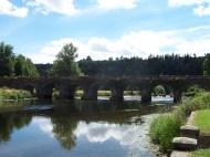 Bridge Inistioge 1, https://huffygirl.wordpress.com, © Huffygirl 2013