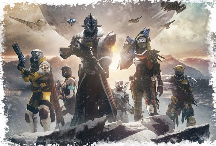 Wallpaper para Destiny 2