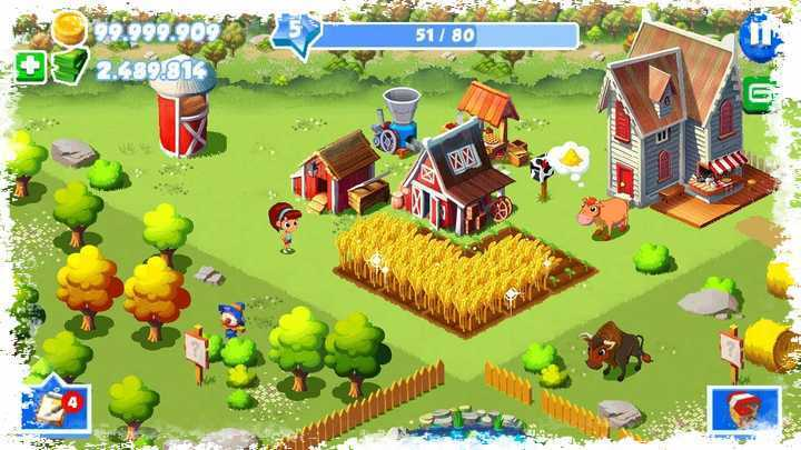 Fazenda Verde 3 4.0.6 APK Download (Green Farm 3 v4.0.6)