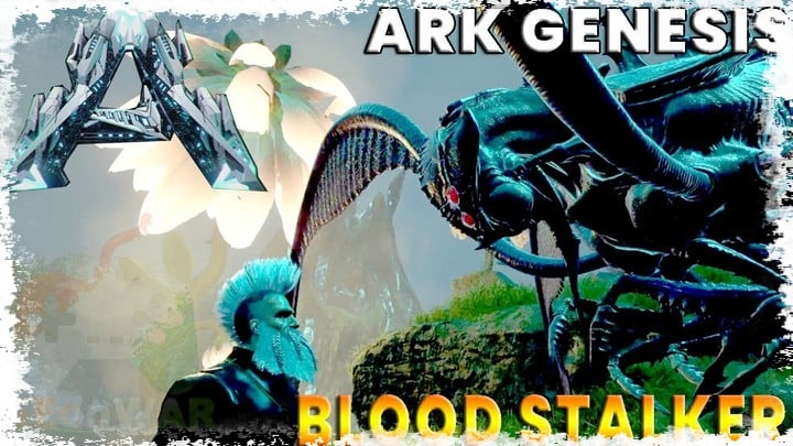 Bloodstalker no ARK Genesis