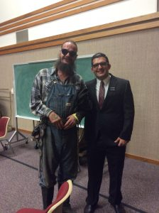 Elder Ahmad with Chainer