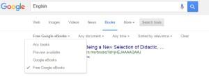 Free Google ebooks