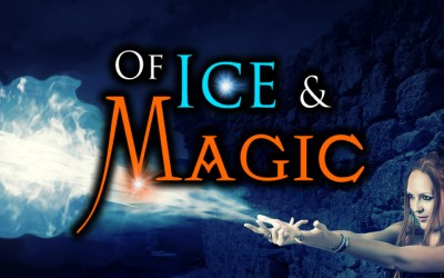 Get a FREE copy – Of Ice & Magic
