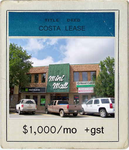 2nd Floor for Lease on Main Street in Uptowne Olds