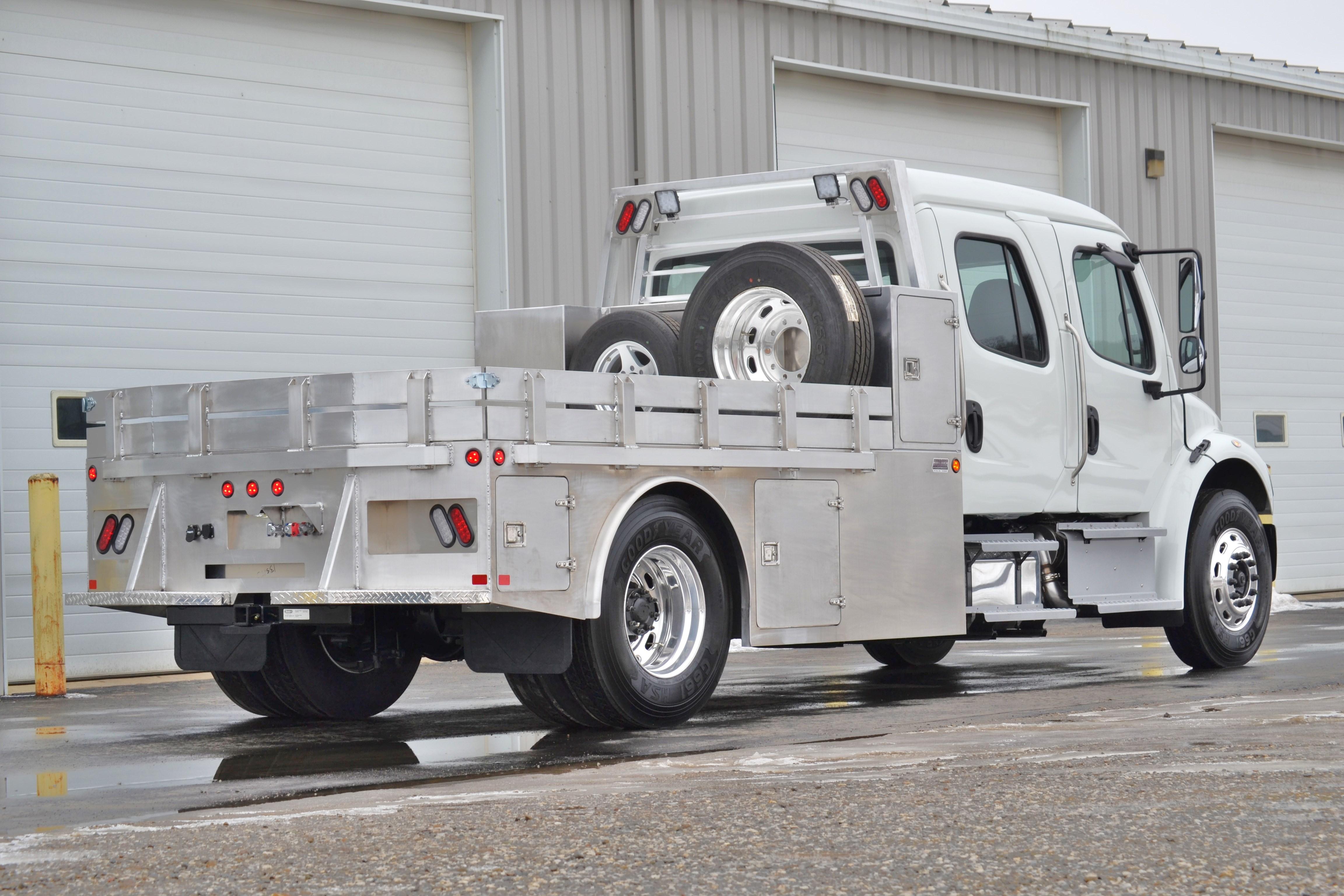 AL Custom Hauler Body – International Truck