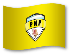 Turks & Caios Yellow Flag - Emoji