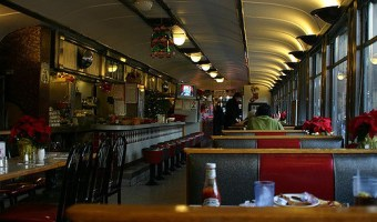 The Church of the Diner