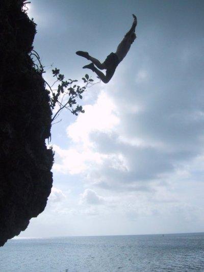 Douglas Jumping