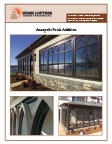 Annapolis Porch Addition
