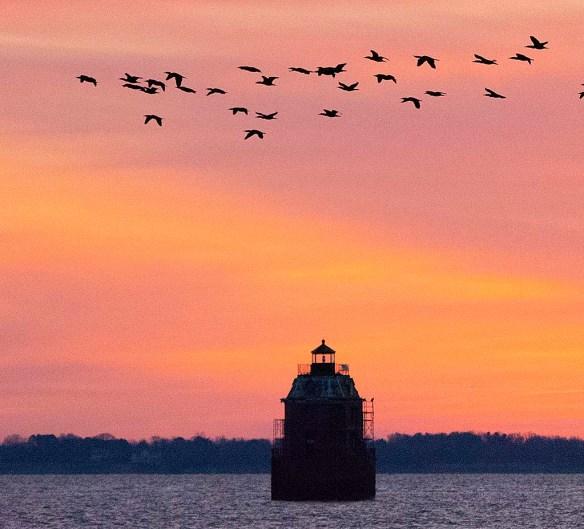 Sandy Point Lighthouse 4