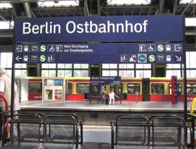 Ostbahnhof!