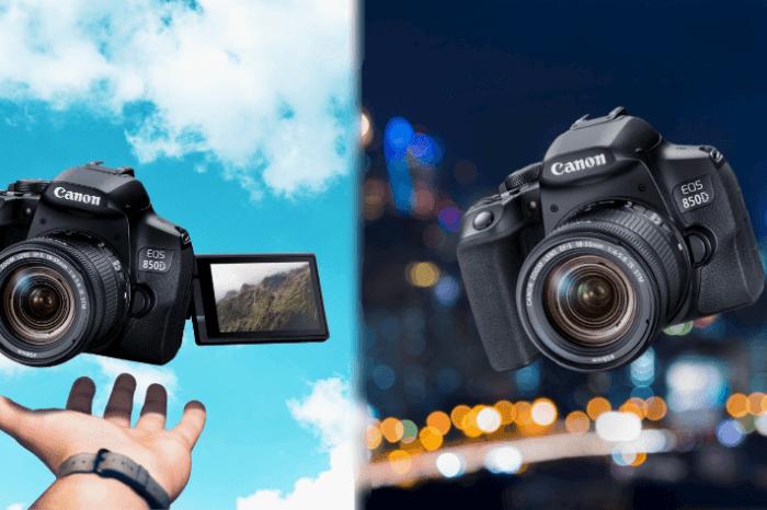 Canon EOS 850D 上市