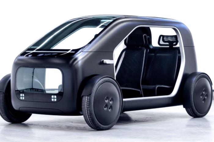Biomega EV 電動車