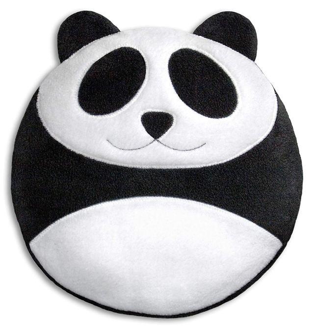 bao le panda coussin chauffant