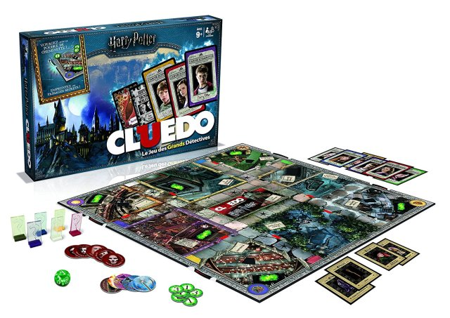 jeu cluedo harry potter