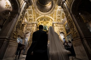 Casamento; Antonio e Piedade; 2016;