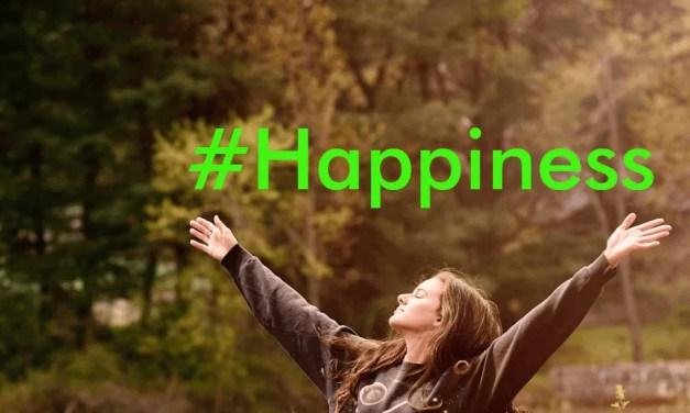 Felicidad en nueve pasos