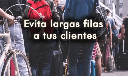 Cómo evitar largas filas que dañen la experiencia del cliente y tu marca
