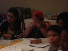 TALLER DE ADOLESCENTES