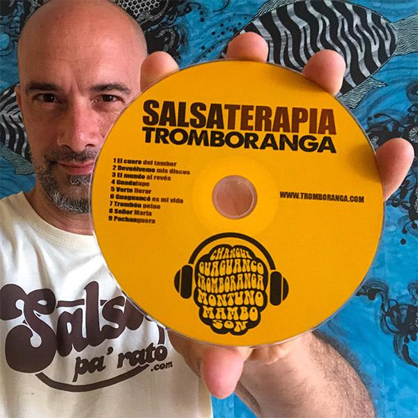 Salsa Terapia by Tromboranga Salsa Orchestra