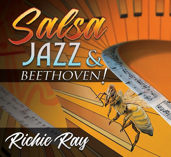 Richie Ray - Salsa, Jazz & Beethoven