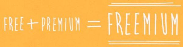 Modelo de negocio Freemium