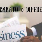 Estrategia competitiva: ¿Ser barato o ser diferente?
