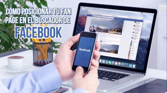como posicionar tu fan page en Facebook