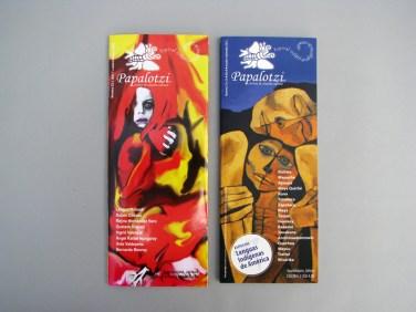 Revista Papalotzi - Diseño portadas