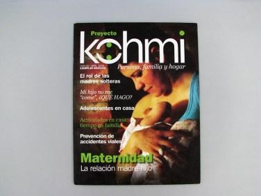 Revista Proyecto Kohmi