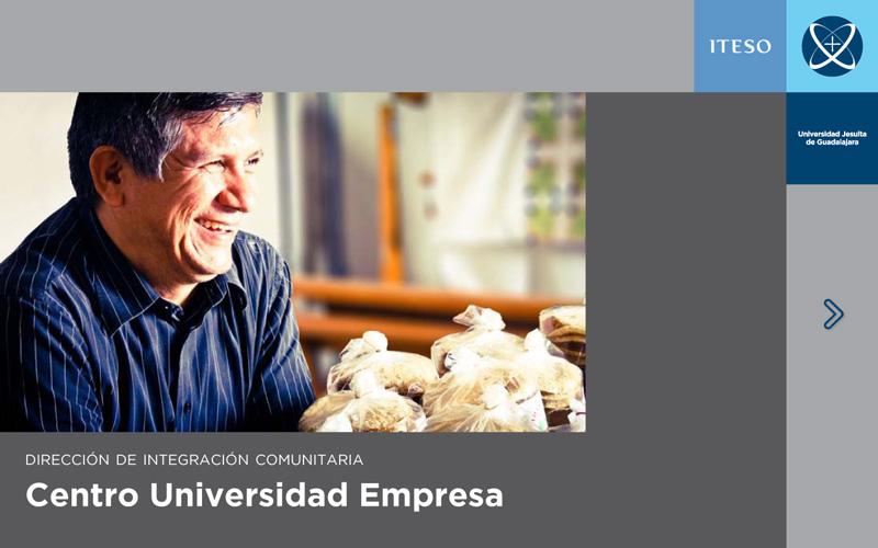 Centro Universidad Empresa ITESO