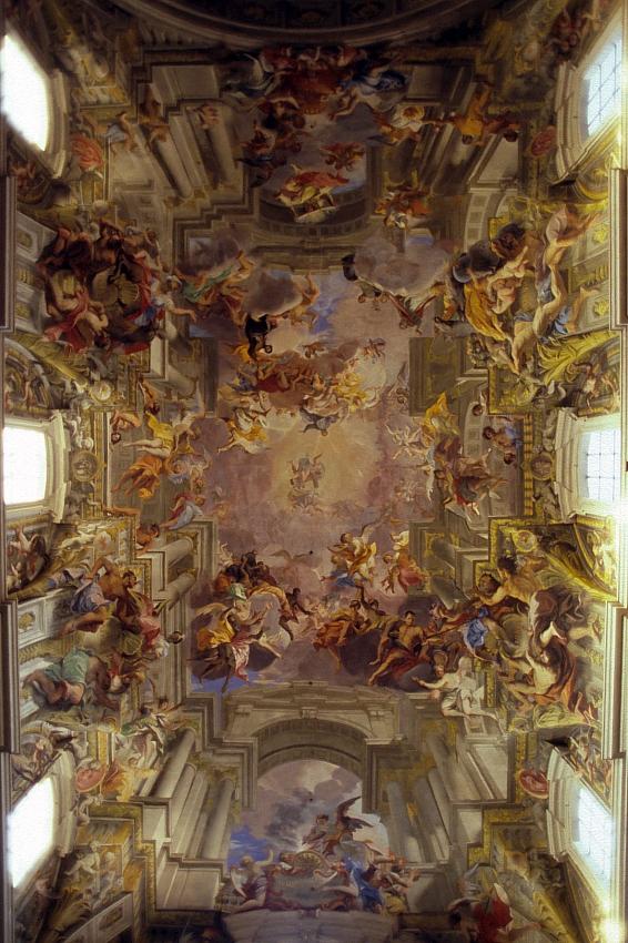 Barokklistin og mælskulistin- Argan