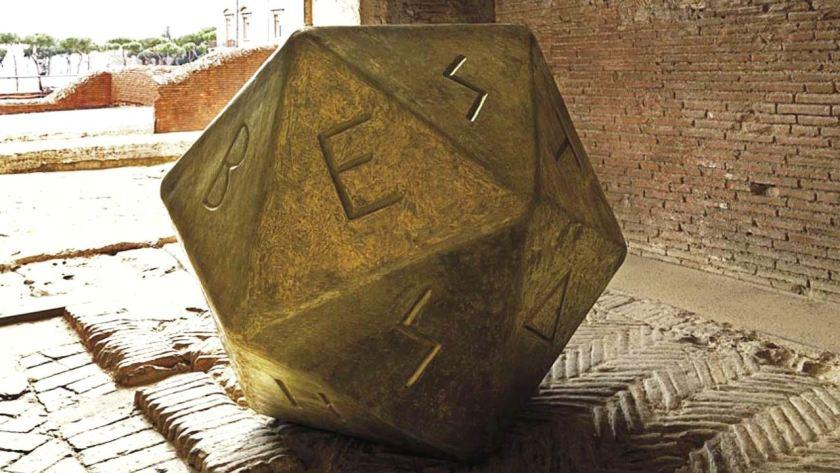 rosa gisladottir icosahedron