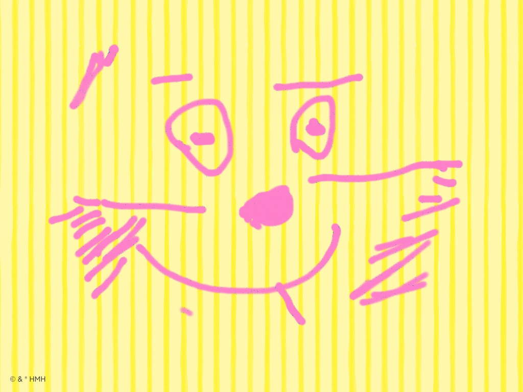Evie's Cat Drawing </p data-recalc-dims=