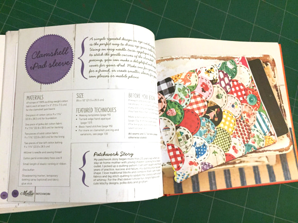 Book Review - Mollie Makes Patchwork from Hugs are Fun