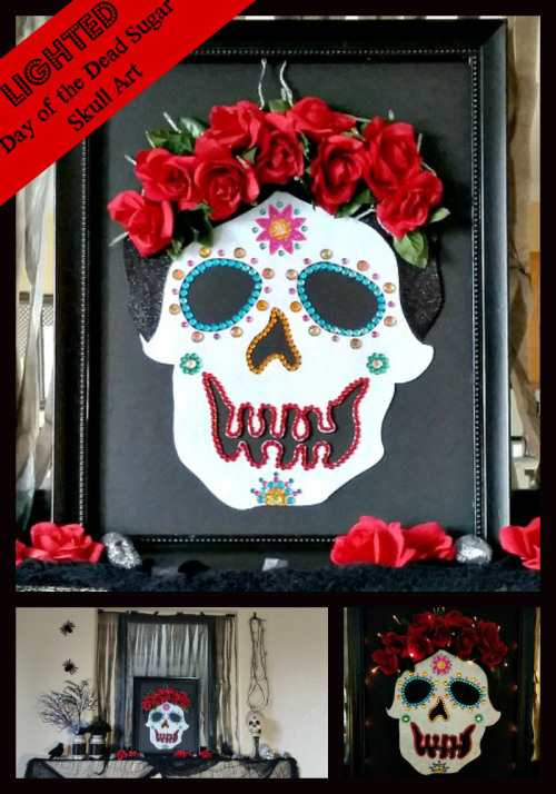 Lighted-Day-of-the-Dead-Sugar-Skull-Art