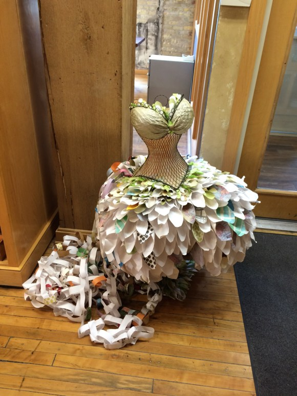 Paper Dress at Broadway Paper