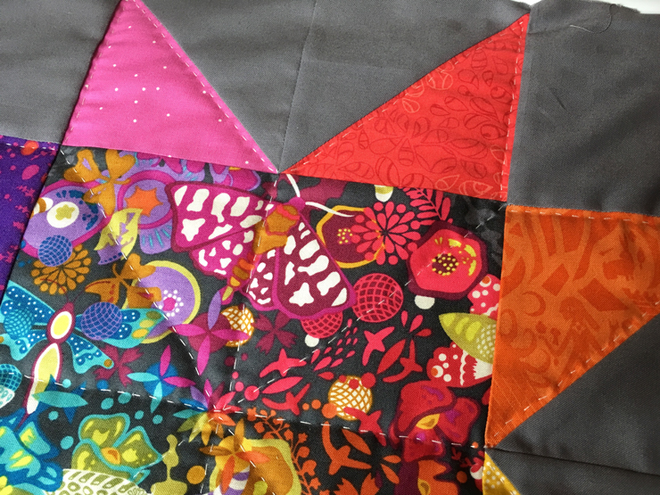 May TSNEM - Hand Quilting from Hugs are Fun