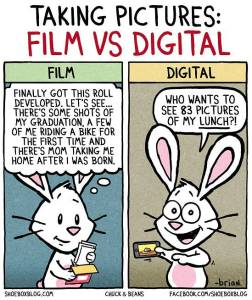 Comic Disposable v Digital