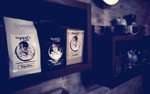 Huguenots Café - Sobre Nós