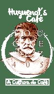 Huguenots café brasileiro grão 100% arábica