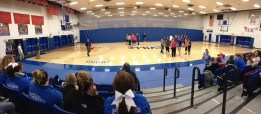 Homecoming Dodgeball!