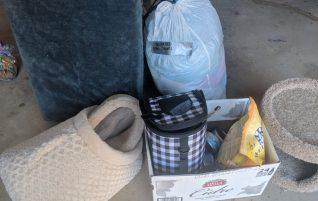 Donations received – Thanks Nicole of Farmington Dr.!