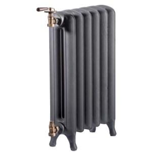 DRL Royale, Design radiatoren 560x505 / 6 elementen