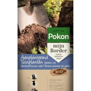 Pokon MPS Aanplantgrond Tuinplanten Bio 40L