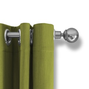 Gordijnen | Mint | Verduisterend & Geluidswerend | Ringen | 100% Polyester | 150 x 250 cm